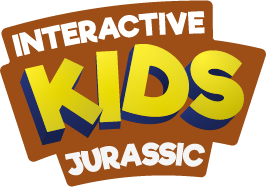 logo Kidswall jurassic